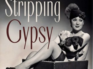 Black & White Photo Gypsy Rose Lee