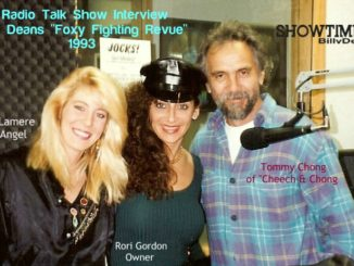 1993 Rori Gordon Tommy Chong Billy Deans Entertainment